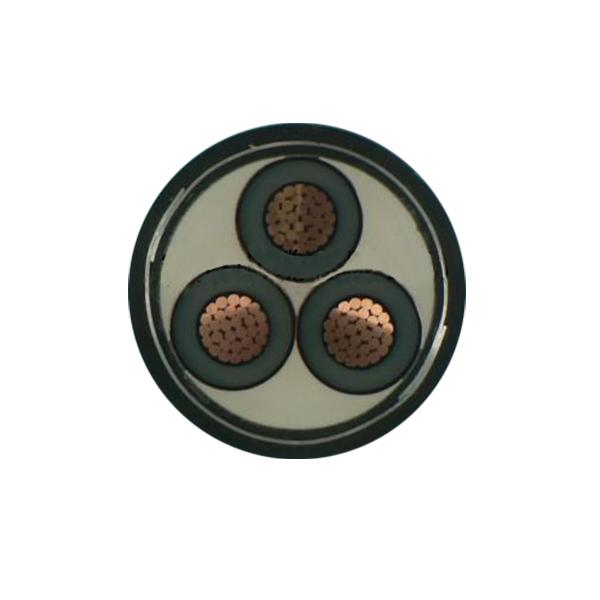 钢带铜芯电力电缆