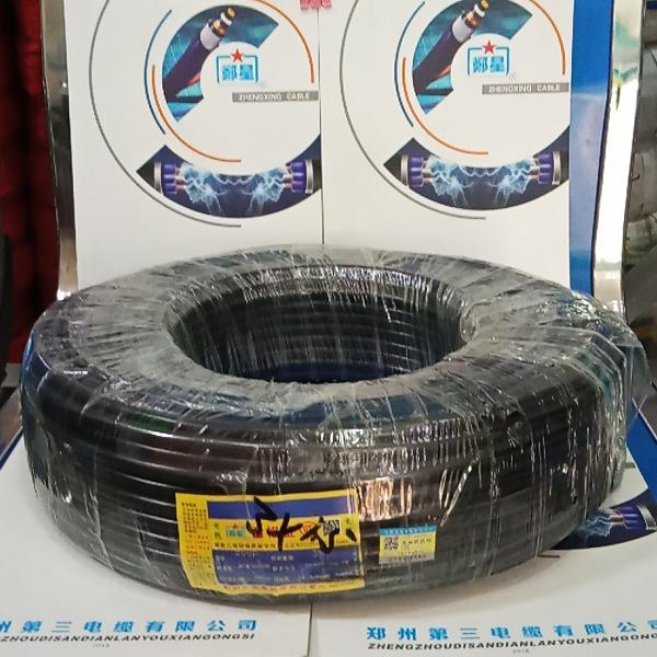 屏蔽电缆RVVP3X1.5mm