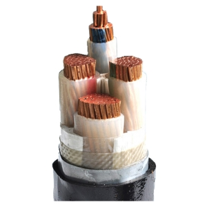 YJV22 钢带铠装铜芯电力电缆