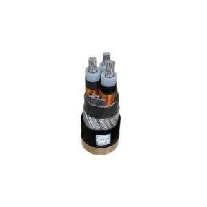 WDZB-YJY23无卤低烟铠装铜芯电力电缆