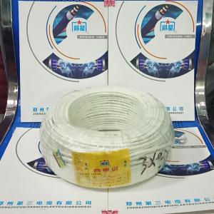 苏州控制电缆RVV3X0.3