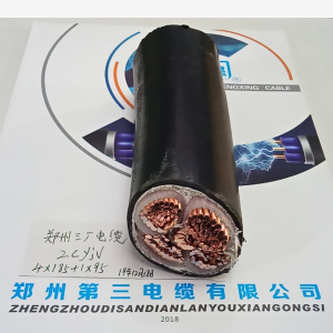 苏州阻燃电缆ZCYJV4X185+1X95
